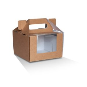 cake boxes no more plastic packaging