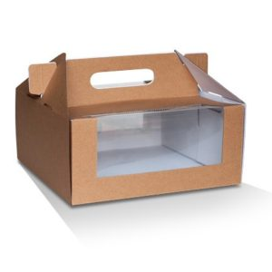 biodegradable catering cake boxes
