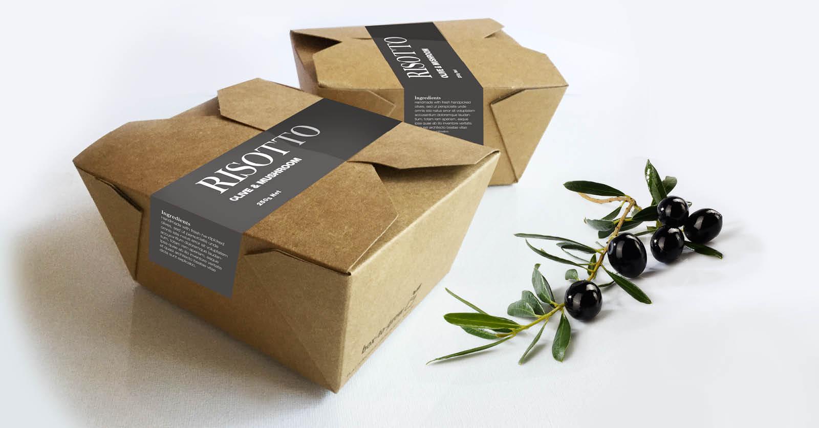 bespoke package design