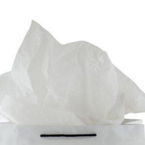 white tissue paper reams