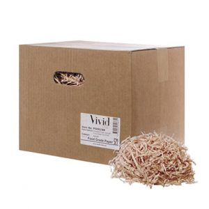 kraft shredded packing paper