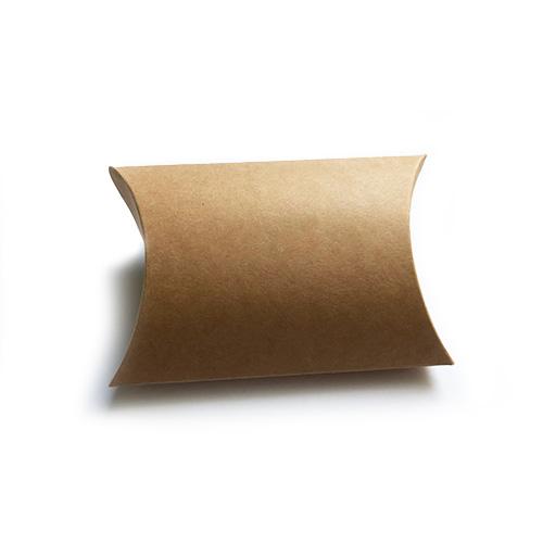 Brown Kraft Pillow Box Small