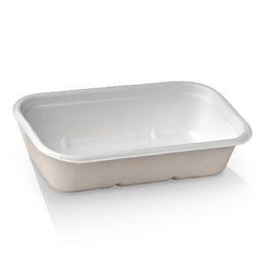 biodegradable takeaway trays