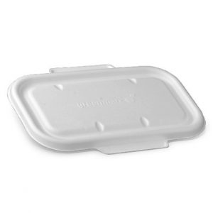 sugarcane lid for takeaway trays