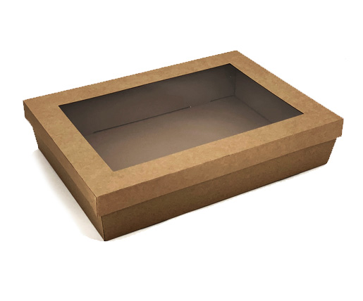 catering tray lid and base