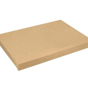 kraft catering tray lids large