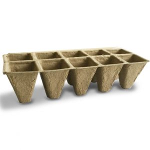 paper pulp seedling trays