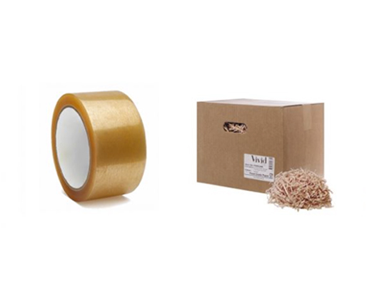 compostable packaging accessories