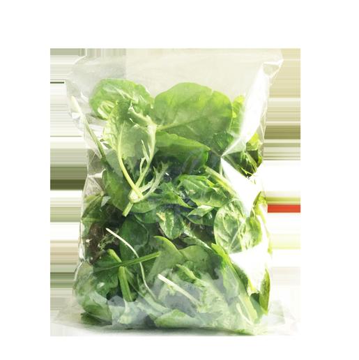 Cellophane salad bags