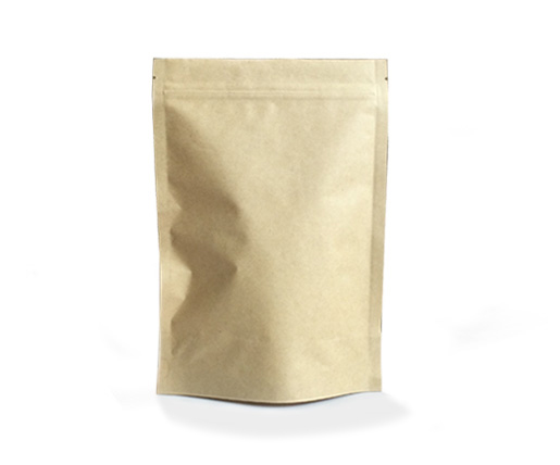 compostable kraft pouch
