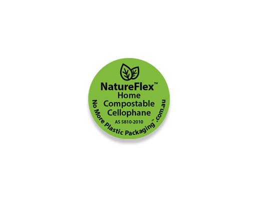 NatureFlex Sticker