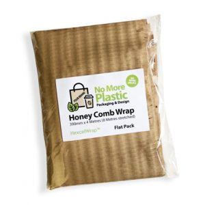 honey comb wrap flat pack