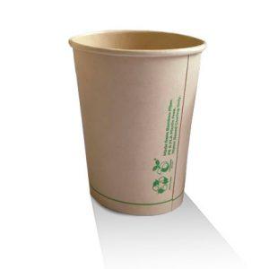12 oz bamboo coffee cup